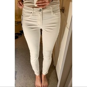 Brand New Articles of Society White Skinny Jeans
